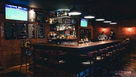 Ресторан The Wall Bar - фотография 2