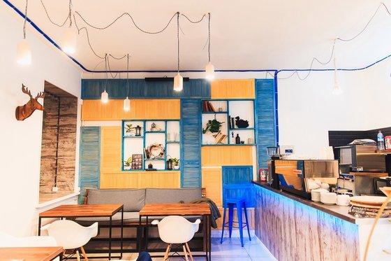 Ресторан Латтерия - фотография 7