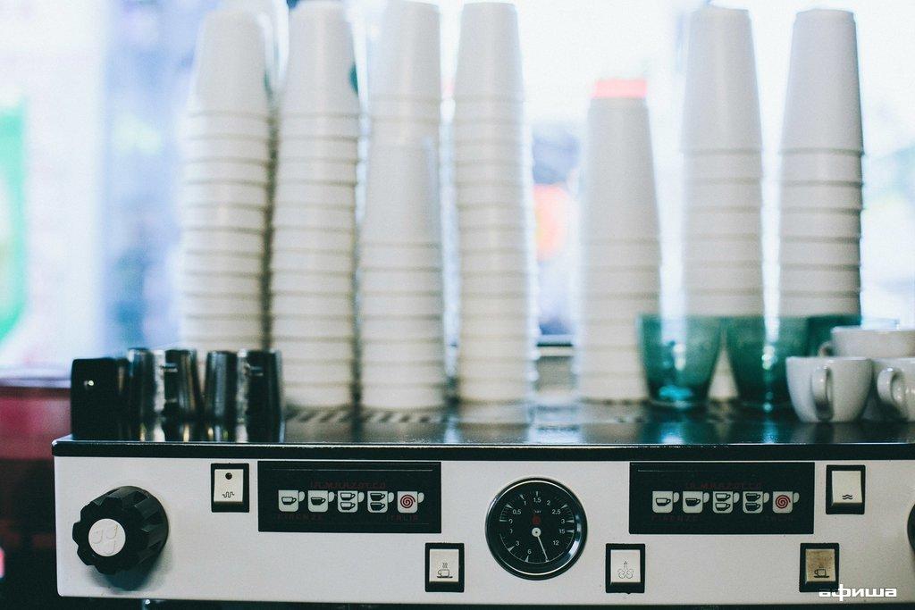 Ресторан Met Coffee to Go - фотография 5