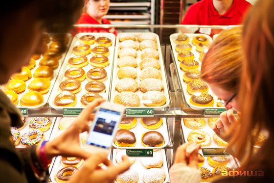 Ресторан Krispy Kreme - фотография 10