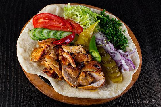 Ресторан Laffa Laffa - фотография 2