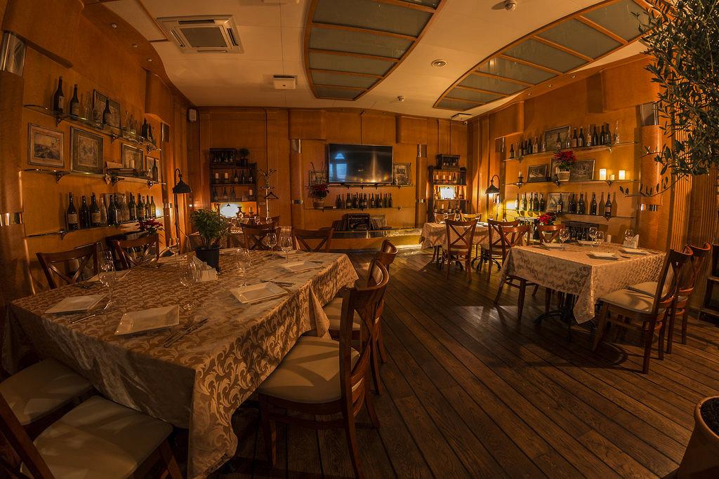 Ресторан River Club - фотография 9