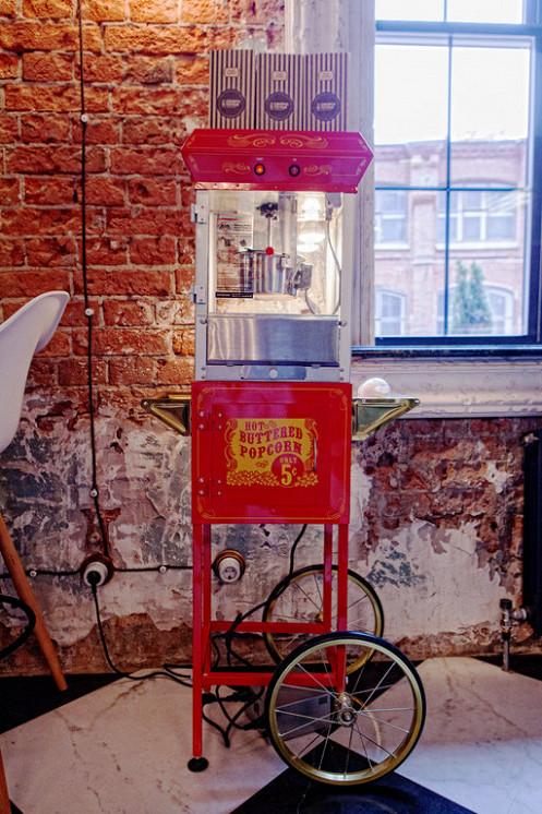 Ресторан Синематограф - фотография 25