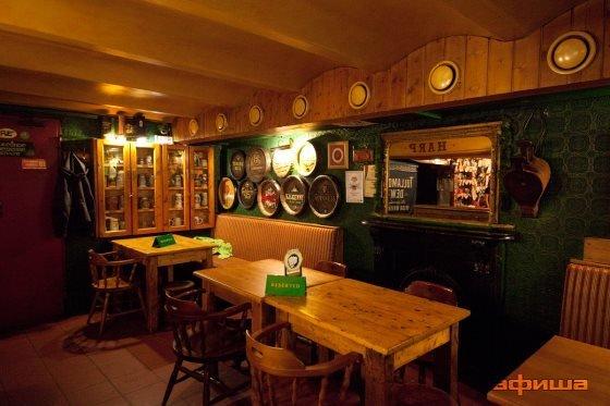 Ресторан Mollie's Pub - фотография 7