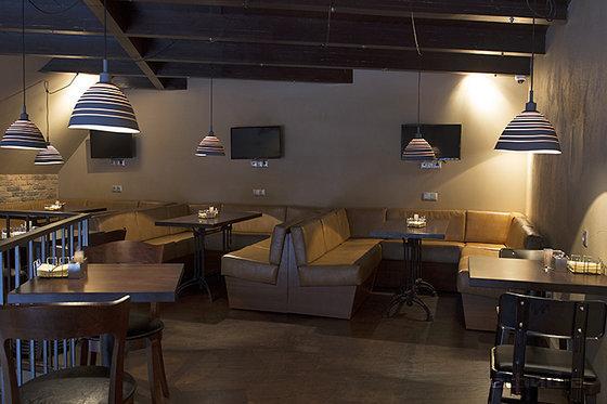 Ресторан Бельгийская брассери 0,33 - фотография 21
