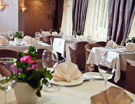 Ресторан Park Hotel - фотография 2