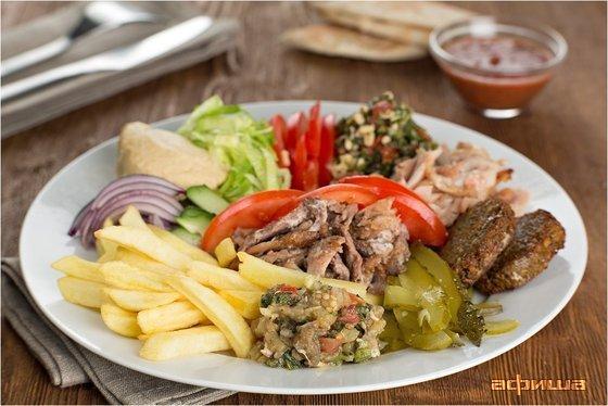 Ресторан Shawarma Republic - фотография 1