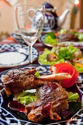 Ресторан Древняя Бухара - фотография 8