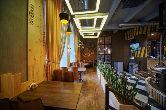 Ресторан Birliman - фотография 9