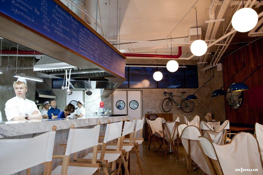 Ресторан Osteria numero Uno - фотография 7