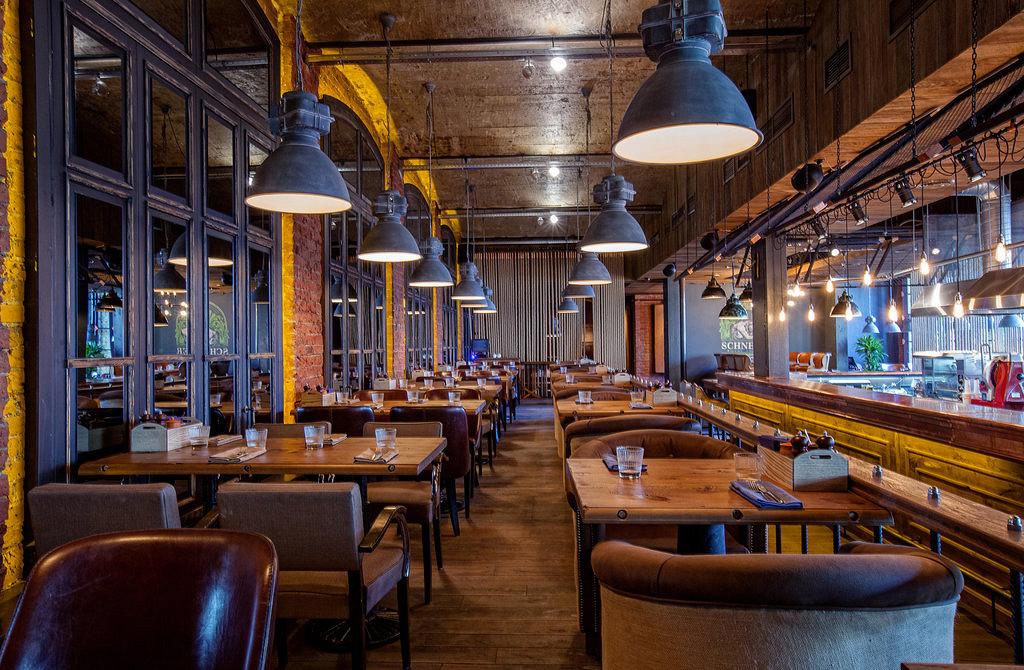 Ресторан Schneider - фотография 10
