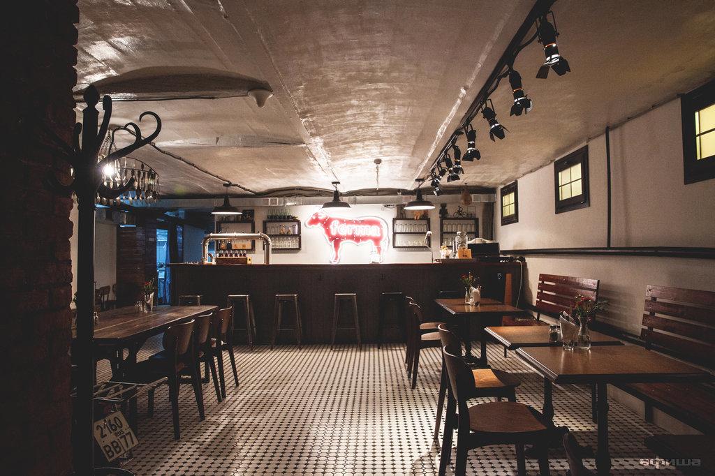 Ресторан Ferma Burger - фотография 13