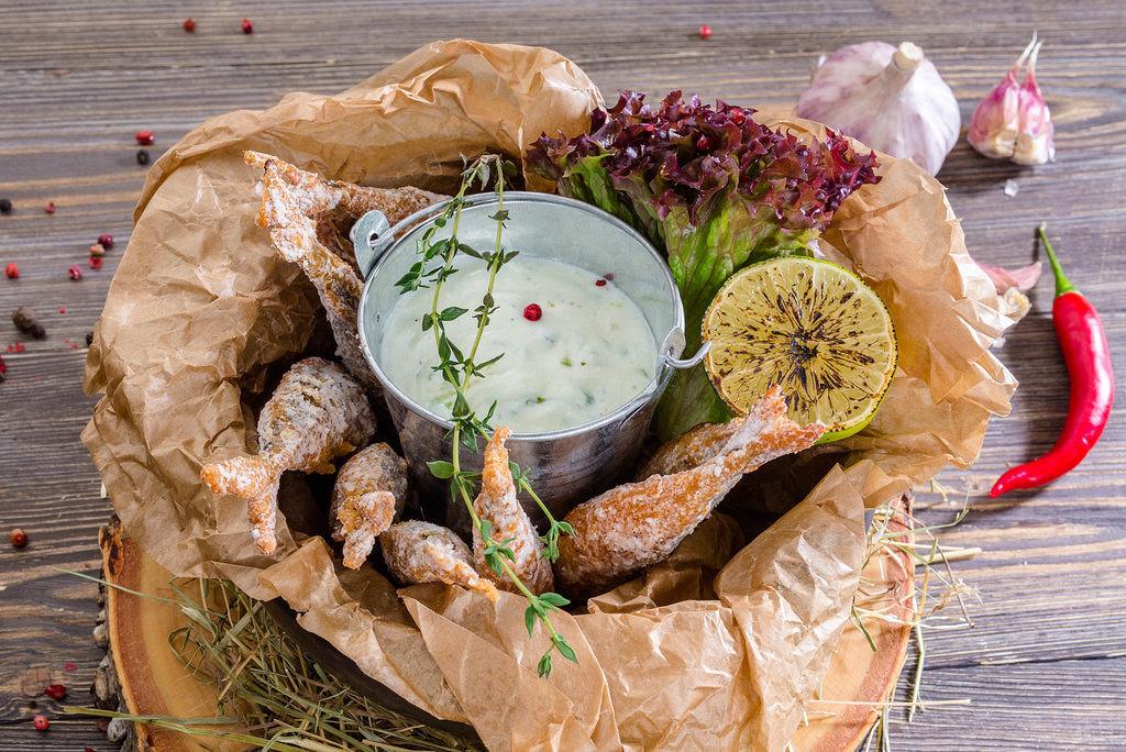 Ресторан Крымская кухня - фотография 17