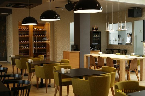 Ресторан Matryoshka - фотография 6