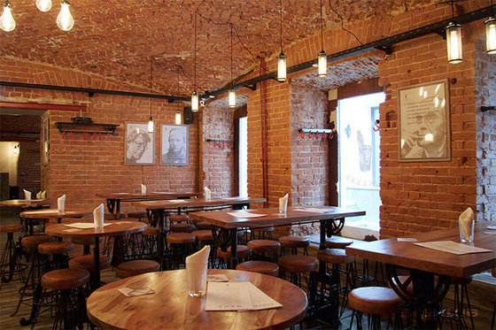 Ресторан Dyxless Bar - фотография 15