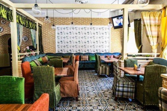 Ресторан Kinza - фотография 20