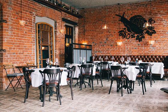 Ресторан Peter Café - фотография 18