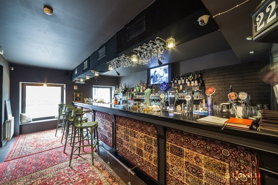 Ресторан Свитер с оленями - фотография 22