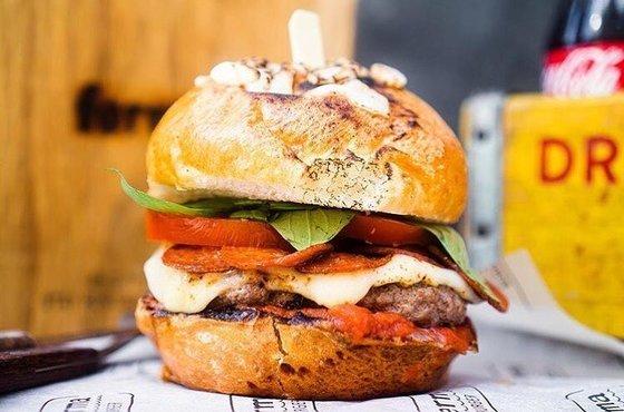 Ресторан Ferma Burger - фотография 3