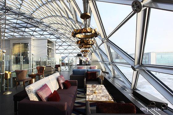 Ресторан O2 Lounge - фотография 10
