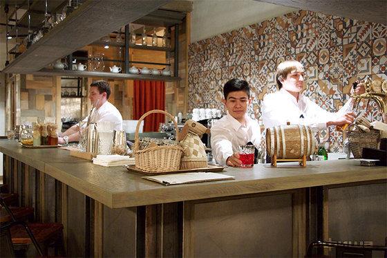 Ресторан Утки и вафли - фотография 7