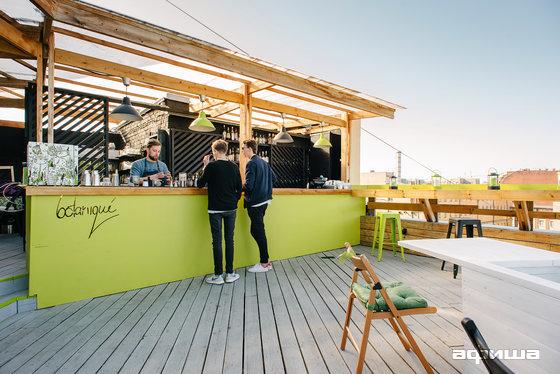 Ресторан Botanique Bar - фотография 12