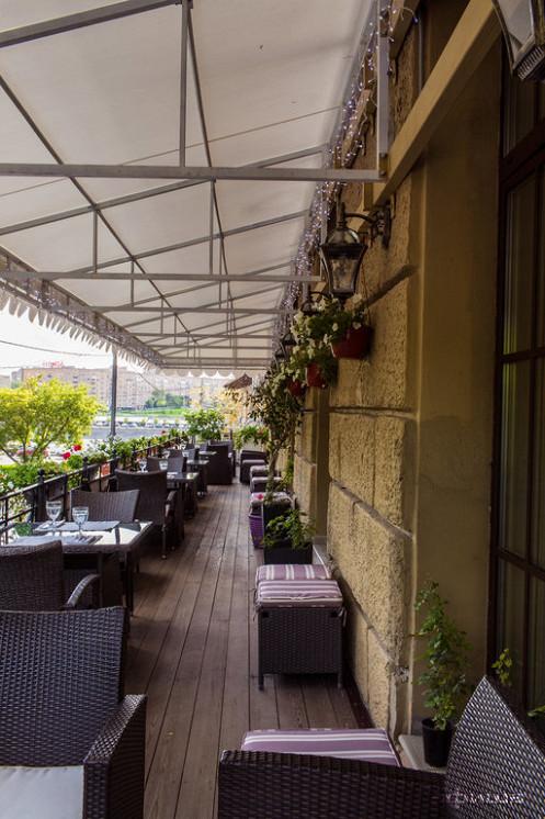 Ресторан Satrapezo - фотография 17