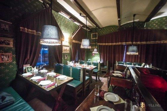 Ресторан Villa Crazy Bizon - фотография 1