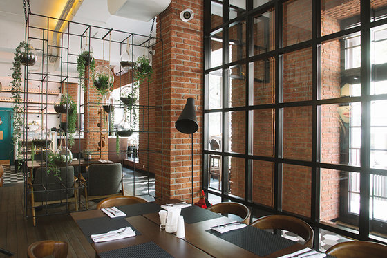 Ресторан Archie - фотография 9