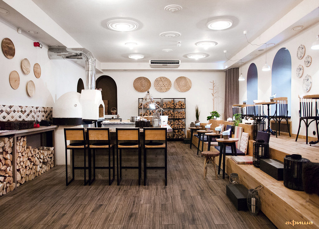 Ресторан Лев и птичка - фотография 10