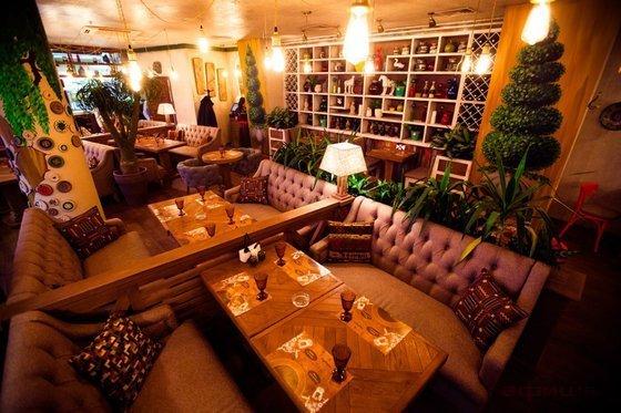 Ресторан Барбарис - фотография 10