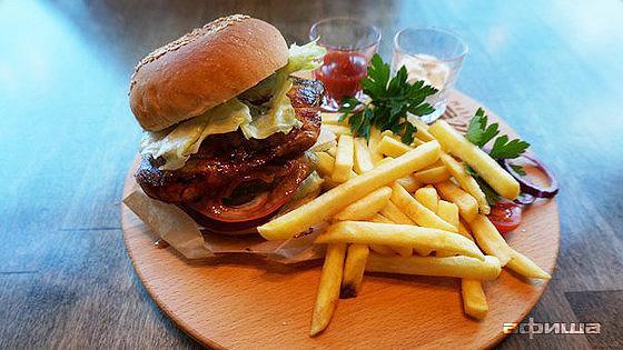 Ресторан Ембургер - фотография 4