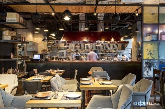 Ресторан AQ Kitchen - фотография 10