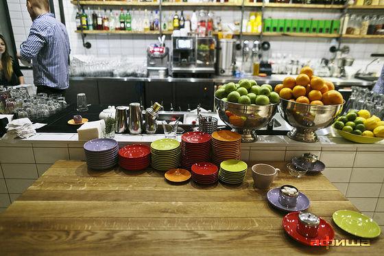 Ресторан Bon app café - фотография 15