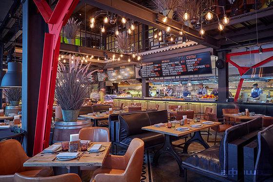 Ресторан Valenok - фотография 1