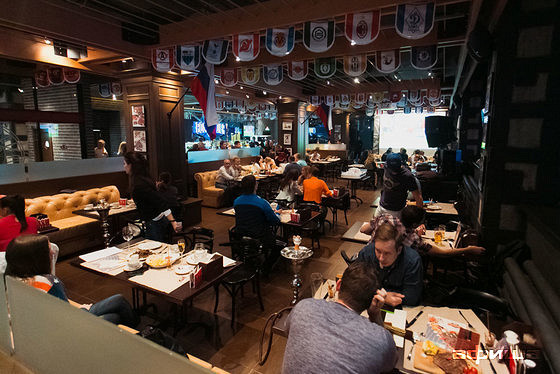 Ресторан Бомбардир - фотография 5