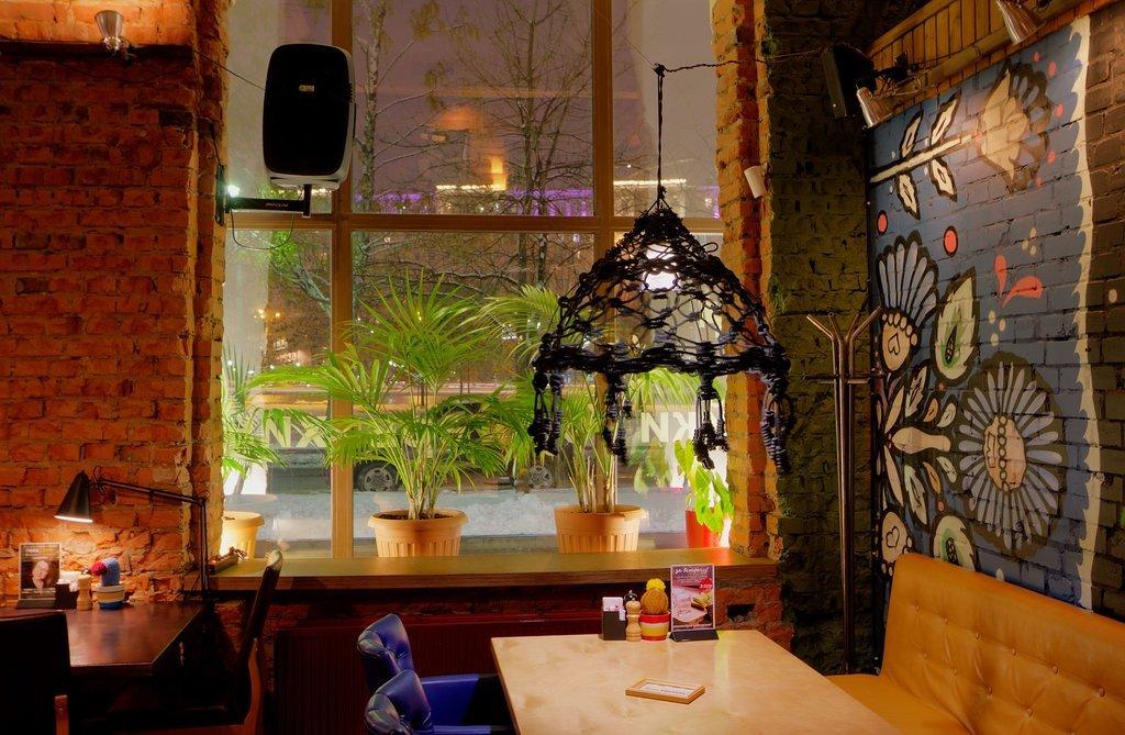 Ресторан Город. Social Café - фотография 3