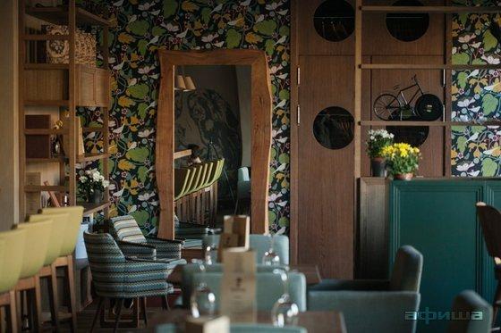 Ресторан Room - фотография 3