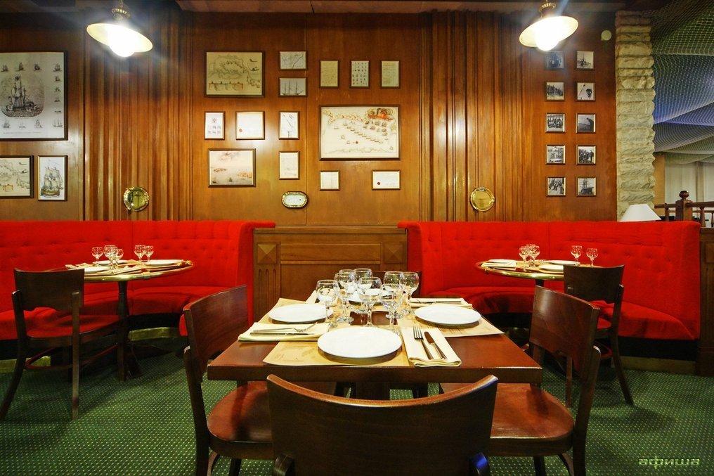Ресторан Беринг - фотография 2