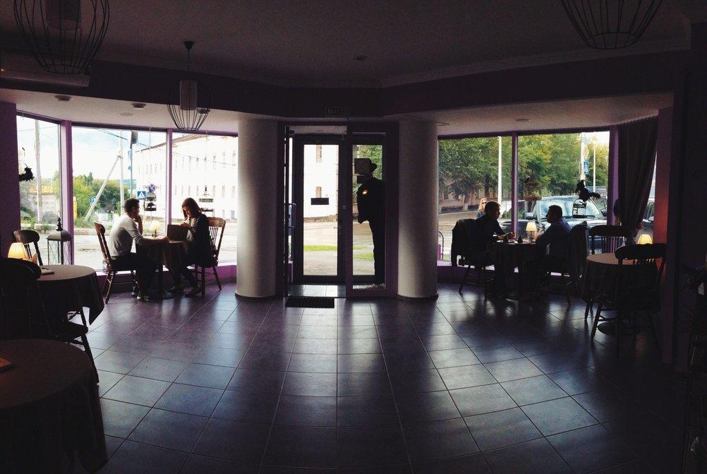 Ресторан Окулус - фотография 5