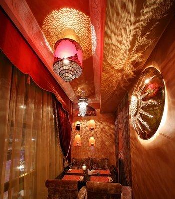 Ресторан Касабланка - фотография 8