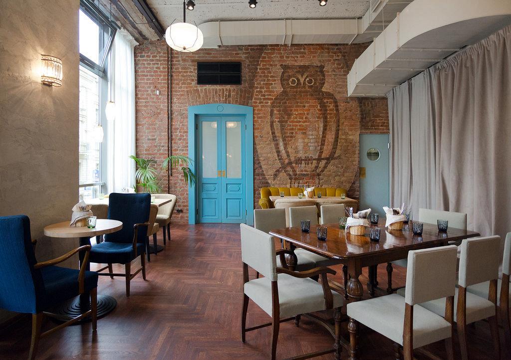 Ресторан Social Club - фотография 9