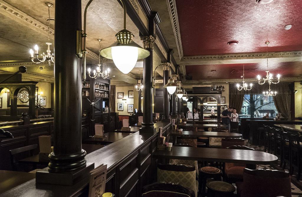 Ресторан Cross Keys Pub - фотография 12