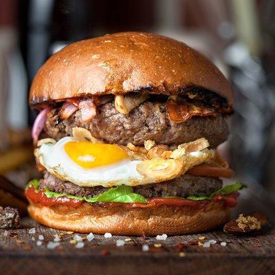 Ресторан Butcher Burger Bar - фотография 3