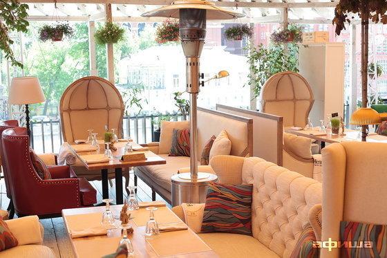 Ресторан Shakti Terrace - фотография 4
