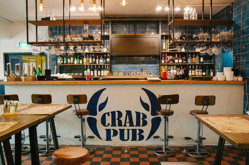 Ресторан Crab Pub - фотография 7