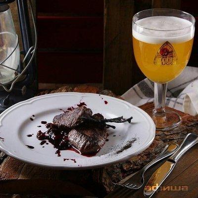 Ресторан Залечь на дно в Гамбург - фотография 1