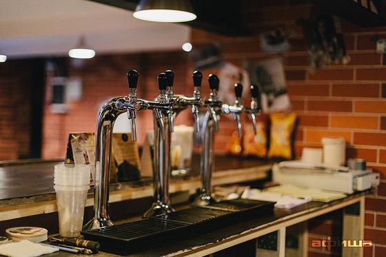 Ресторан Ваня нальет - фотография 1