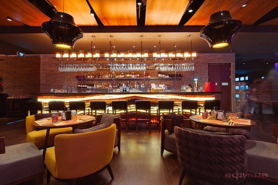 Ресторан Franky Woo - фотография 9