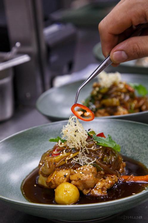 Ресторан Elements by Edward Kwon - фотография 24